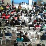 #GabineteItinerante reúne a ciudadanía y autoridades del ejecutivo provincial en San Vicente @LeoBerrezueta http://t.co/3U4BtmzTyJ