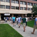 RT @EngineeringSU: Welcome to Link Hall, @EngineeringSU Class of 2018! #SUWelcome http://t.co/q9seYQX01N