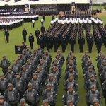 Ceremonia de presentación y abanderamiento de la nueva DivisióN de Gendarmería de la Policía Federal http://t.co/dnuR9AAeVQ