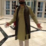 Dressed up and ready for my first Pakistani wedding.... How do I look?? http://t.co/47Yl5ZWpd7