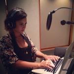RT @ddlovato: Quick break in the studio, loving this twitter chat!!! #votedemilovato http://t.co/78Sjvlcv13
