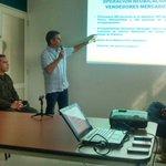 Alcalde de Montería explica detalles de operación de reubicación Mercado Central, ante los medios. http://t.co/t9ubGRSjVF
