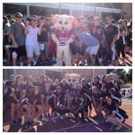 Look at these smiles from he #Wildcat softball and baseball teams! #ChicoWW #ChicoUKnow http://t.co/Mz3k0Nx6RJ