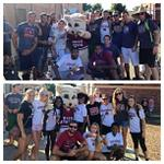 RT @WildcatsGameday: Our Chico State track and field team was fired up to welcome new students this morning! #ChicoWW @ChicoStateTrack http://t.co/ZipsK0zfUG