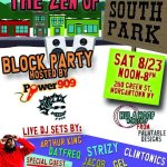RT @WVUPartyCrew: Yes! BLOCK PARTY SAT in #SouthPark noon-8pm great Djs & food come through #FREE pwrd by @WVUPartyCrew @meDubV #WVU18 http://t.co/cmN6KDZFNq