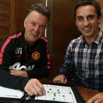 RT @TeleFootball: EXCLUSIVE: Louis van Gaal discusses his #MUFC philosophy, his pedigree and 3-5-2 with @GNev2 http://t.co/OjsYqZCIwF http://t.co/p5dmwVzJ04