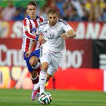 RT @realmadrid: FINAL: Atlético de Madrid 1-0 Real Madrid (Mandzukic, 2') #AtletiRealMadrid #RMLive http://t.co/pAxfWEgvOI