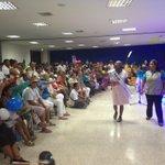 RT @bmberrio: @MeridianoWeb Genoveva López, de Mocarí cerró la presentación de las abuelas participantes en el reinado http://t.co/o8BL7Udd9K