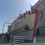 RT @CTVToronto: Bon Voyage: #Torontos Captain Johns sailing to scrap yard @HeatherCTV reports http://t.co/ZOeDgULMPA http://t.co/SJhC9x5nnm