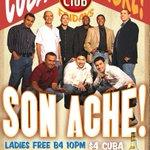 RT @lulalounge: Tonight #Cuba Libre #Friday Son Ache + #Dance #Lesson @bailaboogaloo + Miami Based DJ ErickParedes lula.ca #toronto http://t.co/EPPxr3u71D
