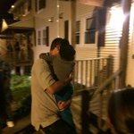 RT @WCVB: Great news! The missing Milford girl has been found safe! She was at church with a neighbor. http://t.co/mHbfeoKO0j