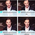 RT @batch_of_cumber: BENEDICT CUMBERBATCH: KING OF SASS http://t.co/XCuF9yPKLh