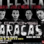 "RT @grazzina: @ElNacionalWeb ""No Más Violencia Tour 2014""con @Candy66oficial & @elefreak >>> 29/08 http://t.co/iGlG4GNe2K"" @parasitosurbano @Panasaurios"