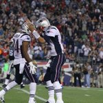 RT @Patriots: Brady & Vereen celebrate their first TD connection of the year: http://t.co/wGpCUydna7