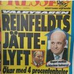 "RT @Mattias_K: ""Moderaterna kraftigt framåt i Demoskop"" http://t.co/8fQBmF36P6 #svpol #jobbvalet #alliansen http://t.co/ZEo5QEDHRt"
