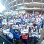 """""""@DreamersRadioID : ELF ARE STILL HERE! Mahakarya #RCTI25 #OfficialRCTI"""" https://t.co/giujgWgZr9"""