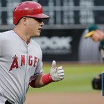 #HaloRecap: @Trouty20 and @TheJoshHamilton homer in #Angels' loss to Athletics. http://t.co/XEVFOQrvgb http://t.co/YcutKw8n44