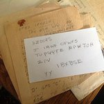 Beautiful. RT @BostonGlobe: More than 60 years later, a love note from a familiar stranger http://t.co/qoz6etM1L2 http://t.co/k9Qmy4G9DN