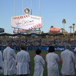 RT @Dodgers: Its time to wipe out cancer. Its time for Dodger baseball. #ITFDB #ThinkCureWeekend http://t.co/VsczwDyknq