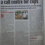 "RT @sourabh009: Wow amazing #AAP ""@CON_BJPbhaibhai: News abt AAP in todays Mumbai Mirror... http://t.co/7PuHr12vDv"""