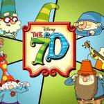 "New ""7D"" episodes start Sunday Sept. 14th at 7Pm on Disney XD! @Stephen_Stanton @deebradleybaker @MAURICELAMARCHE http://t.co/OxZNEAFvt5"