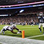 """The awesome Vereen Touchdown. @Panthers 7, @Patriots 30 #CARvsNE http://t.co/ckQSEBpCG6"""""""