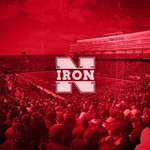 We are the Official Student Section of the @Huskers. We are Rowdy. We are The Iron N. #getRowdy #8days http://t.co/FKXX3FvAW7
