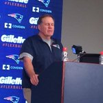 'Yeah, it was great.' Belichick on challenging the play that became the Vereen TD. #patriots #wcvb http://t.co/iyjzpELLZ3