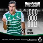 RT @ClubSantos: 5 ¡Goooooooool de @Chuletita_Of! @ClubSantos 2 - 0 @deptolucafc | J6 | #EstadioCorona | #GuerreroNoCualquiera http://t.co/bXBQbM0BiN