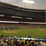 Lets go @Dodgers #mydayinla http://t.co/kknIzaFc7P