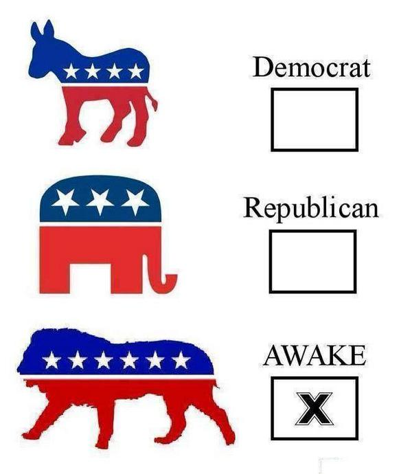 Are you WIDE AWAKE? If not wake up & smell the revolution. It's coming ppl. It's only a matter of time. #tcot #ccot http://t.co/AyYOh66Y9T