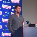 RT @ScottIsaacs: Brady on offense: 'it wasn't bad' #patriots #wcvb #verbiage http://t.co/JLTTNK7nWm