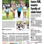 Check out todays front page. For stories and more, visit http://t.co/S8hUsDxicQ. #nhv http://t.co/QTJcKsH3pR