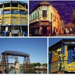 #FelizCumpleRepublicaDeLaBoca Un Barrio donde se respira la PASION por los colores Azul y Oro http://t.co/MLCrKBPvTJ