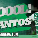 Pontente disparo que amplia la ventaja ya son 3 para @ClubSantos y 0 para @deptolucafc #SantosEnVivo http://t.co/5LIgbQnEpG