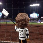 RT @BaileyLAKings: I am rooting for you @dodgers http://t.co/XaJYoDbbDC