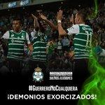 RT @ClubSantos: ¡Nuestros guerreros volvieron a demostrar que el TSM es tierra santa! #TriunfoGuerrero #GuerreroNoCualquiera http://t.co/tBiNZNN79b