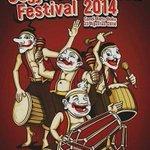 """RT @starjogja: #Jogja 23/8/2014 19:00 di Candi Boko """"Jogja Percussion Festival 2014"""" """"Sound Of The Earth"""" (Gratis) via @Birahi_Nabi http://t.co/aGHqbVrwmQ"""
