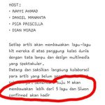 SEE THIS! SIWON IS CONFIRMED WIll ATTEND MAHAKARYA RCTI! :D http://t.co/0NLQmXf0Ze