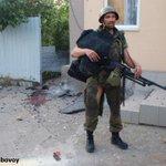 """RT @Pravdiva_pravda: Иловайск. Укров раздолбали. """"Азов"""" и """"Донбасс"""" научились только уволакивать своих убитых и раненых и менять памперсы http://t.co/xdMWNiBY7D"""