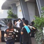 RT @SJELFLine: 140823 GBK Stadium Jakarta Super Junior M arrived oh its henry & zhouMi? [novel_fie] http://t.co/vJr32HOzkg