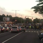 RT @stacos: CURRENT SITUATION #dorchester #jouvert #bostoncarnival: Blue Hill at Morton ???? http://t.co/K0lWwBN8nf