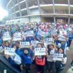 RT @SUPERJUNlOR: [PIC] 140823 GBK - Indonesian ELFs with their banners ^^ (cr: DreamersRadioID) http://t.co/PakASqkfvU