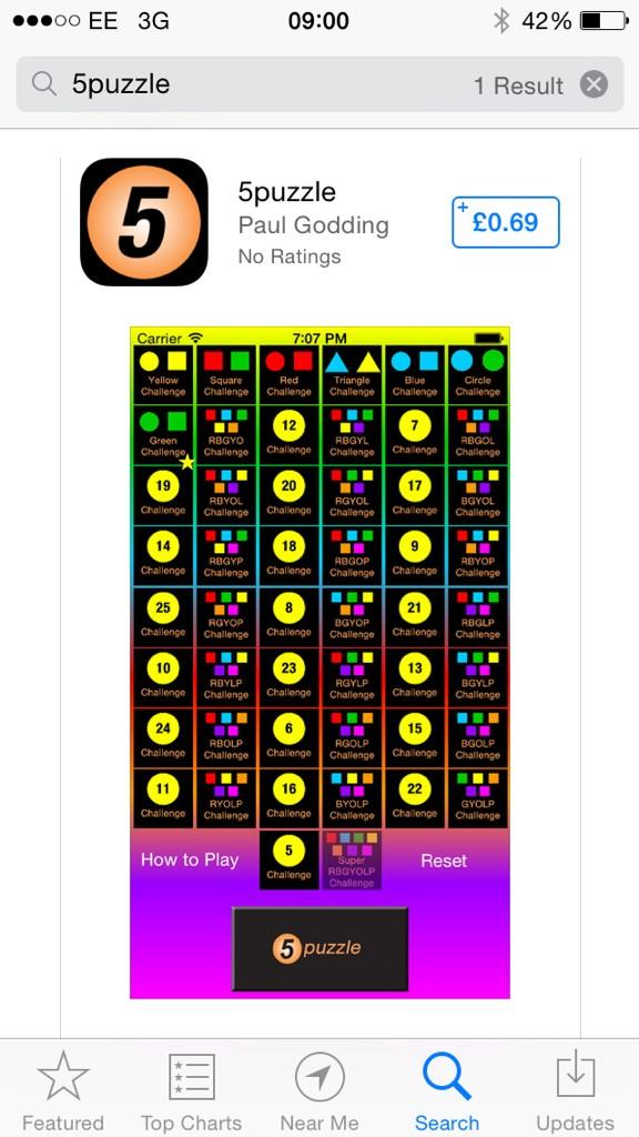 @lizhem65 I will #vote5sos if you can download my new #5puzzle colour, shape & number puzzle app, ha ha! http://t.co/pZutM6D2p2