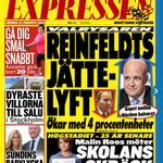 RT @niklassvensson: Expressen i dag: Gapet halverat. #val2014 http://t.co/8IzKAchozm