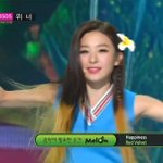 """Red Velvet """"Happiness"""" Stage on Music Core (2/2) http://t.co/zfXQfX7ep6"""