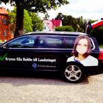 Packar mitt kampanjlokomotiv o beger mig till Lidingö @CarolineSzyber @CJSchillerkd @mimmiwesterlund #val2014 #kdsll http://t.co/86Oynjndjr