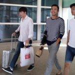 "oh kamu ke HK beb @siwon407 - , -""@Ela1996Qu: ""@SiwonLover: 140823 Siwon at HK airport. Have a good day ♡ http://t.co/2CqgzPHKo7"""""