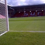 BL looking glorious this morning ahead of todays @SkyBetLeague1 fixture with Crawley Town. #sufc #twitterblades http://t.co/EQsUkhIANk