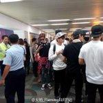 140823 SJM at Soerkarno - Hatta Airport [WidodoSRagiel   火焰_FlamingELF团站] #WelcomeToJakartaSJM http://t.co/hba2qvui5r